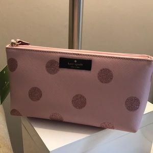NWT Kate Spade cosmetics bag